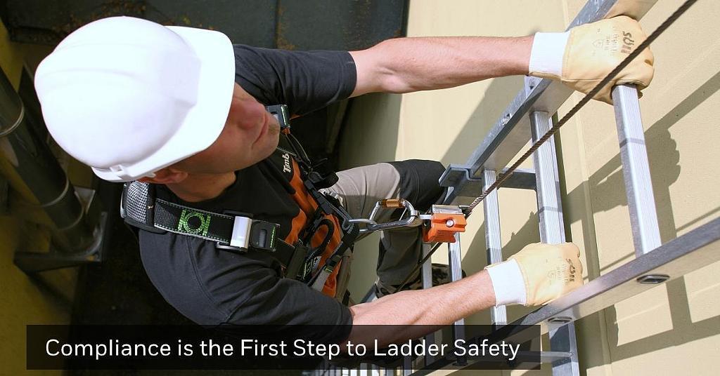 Osha U2019s New Ladder Safety Standards